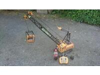 Very large rechargeable remote control crane rc