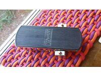 Fender Fuzz Wah RI vintage wah & fuzz guitar pedal