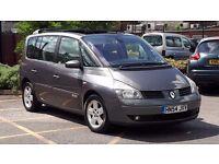 Renault espace, diesel auto ,sat nav, 7 seater stunning condition