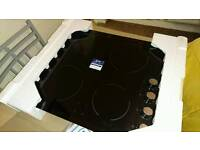 Brand new ceramic hobs