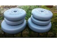 weights £5 the lot