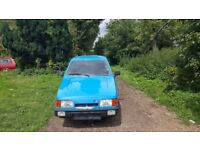 1992 reliant robin for sale