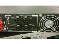 Inter M QD4960 4 channel Amp for Club Pub and DJ use