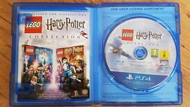 Sony PS 4 - Lego Harry Potter Collection Viideo Game