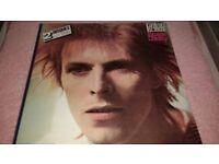 DAVID BOWIE - VINYL ALBUMS - VARIOUS PRICE'S