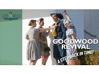 Goodwood revival weekend tickets