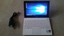 Asus X102B Touchscreen laptop 128gb SSD hd 4gb ram with webcam and HDMI port