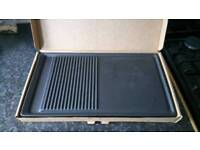 Griddle Plate for Gas Cooker