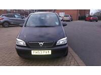 Vauxhall Zafira 1.6 Active 16V 7 Seater