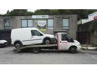 car recovery 24/7 nationwide uk any europe union countries leeds bradford manchester sheffield