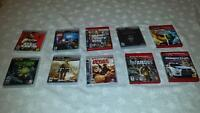 (10) PS3 Games