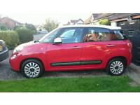 2014 Ex Fiat PCP 500L Pop Star Multijet With Great Spec And One Private Owner MPV. £30 Road Tax.