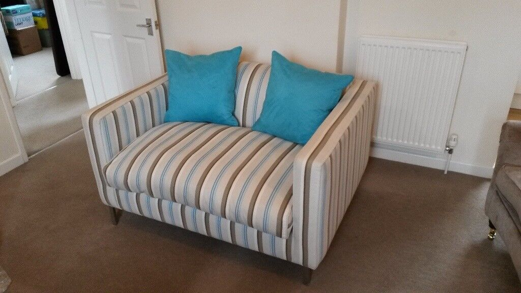 Two seater sofa - from smoke free home