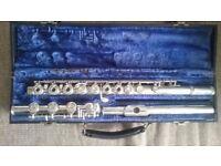 Gemeinhardt open hole flute