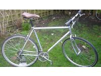 Gents hybrid/touring bike / 4130 cromo