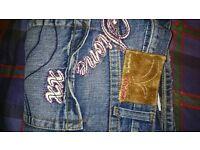 mens jeans/trouser bundle ,van gils etc