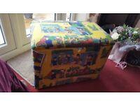 Postman pat toy box vintage