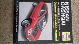 Nissan Qashqai. Haynes Manual.