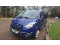 Ford transit tourneo 9 seats ,ADD-BLU, ready to go only £9995 ono NOVAT px poss