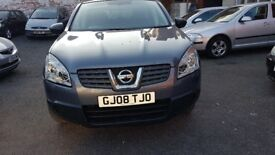 Nissan Qashqai 1.6 Visia 2WD 5dr£2,595 p/x welcome service history