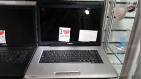 "TOSHIBA SATELITE PRO 15.6"", INTEL DUAL CORE, 160GB HDD, 3GB RAM, WIN 7, FRESH INSTALLED, PRE-OWNED"