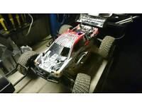 Rc buggy hpi trophy truggy