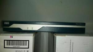 Cisco Catalyst 1800 Enterprise Router - Tested working - Ships for Free
