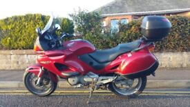 Honda Deauville 650V Genuine 20t Miles Looked After Full Servicing History