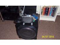 Logitech Z5500 THX Digital 5.1 Speaker System