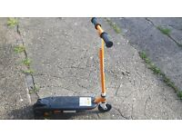 Kids zinc electric scooter