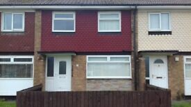 3 bed house available Crowland Avenue Netherfields Middlesbrough