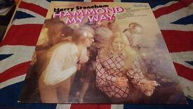 "Harry Stoneham - Hammond My Way 2870112 (1971) 12"" LP"
