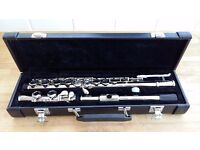 Flute - Lindo C Key Flute and Quality Case - Ideal for a beginner