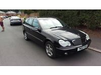 Mercedes c220CDi avantgarde In good condition 143000miles