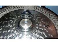 Paiste Alpha Cymbals. Excellent undamaged pro cymbals