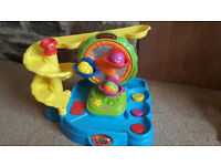 For sale used Fisher-Price Topzy Tumblers Twirlin' Tumblin' Fun Park