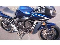 2008 Yamaha FZ6s Fazer PX any bike and delivery possible