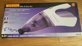 Portable Wet & Dry Vacuum Cleaner