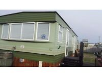 2 bedroom static caravan