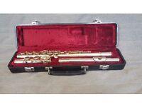 Jupiter JFL 511F II Flute with Case
