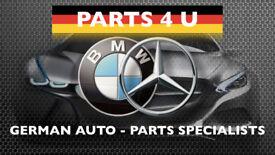 BMW Mercedes car parts