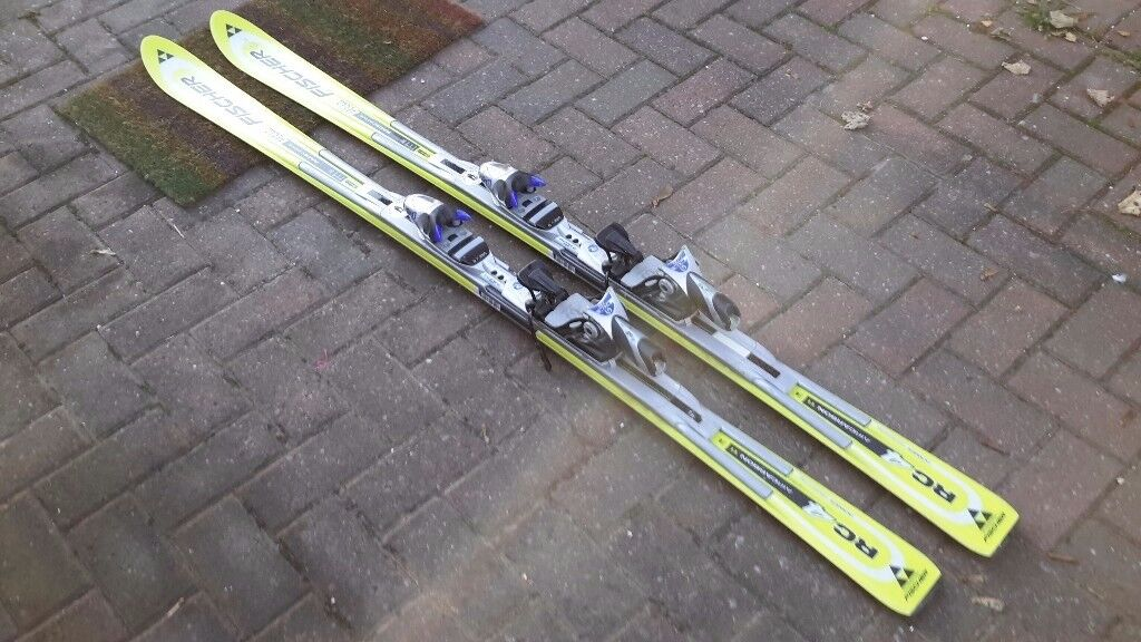 Fischer Rc4 Racing /Carving skis