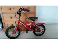 Giant Animator child's bike aged 3-5