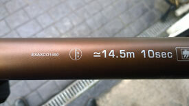 Shimano Exage AX 1450 Pole - Section 10 (14.5m butt section)