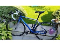 Btwin road bike 49 cm frame nice condition