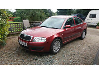 Skoda supberb 2006 (1 owner from new )