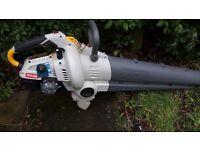 Ryobi petrol leaf blower / vacuum
