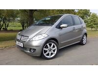 Mercedes-Benz A Class 2.0 A200 CDI Avantgarde SE CVT 5dr FULL YEAR MOT & FINANCE AVAILABLE
