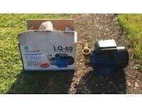 240v water pump many uses.