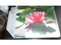 Creative Tops good quality Tablemats Lily on a Pond (new & unopened)